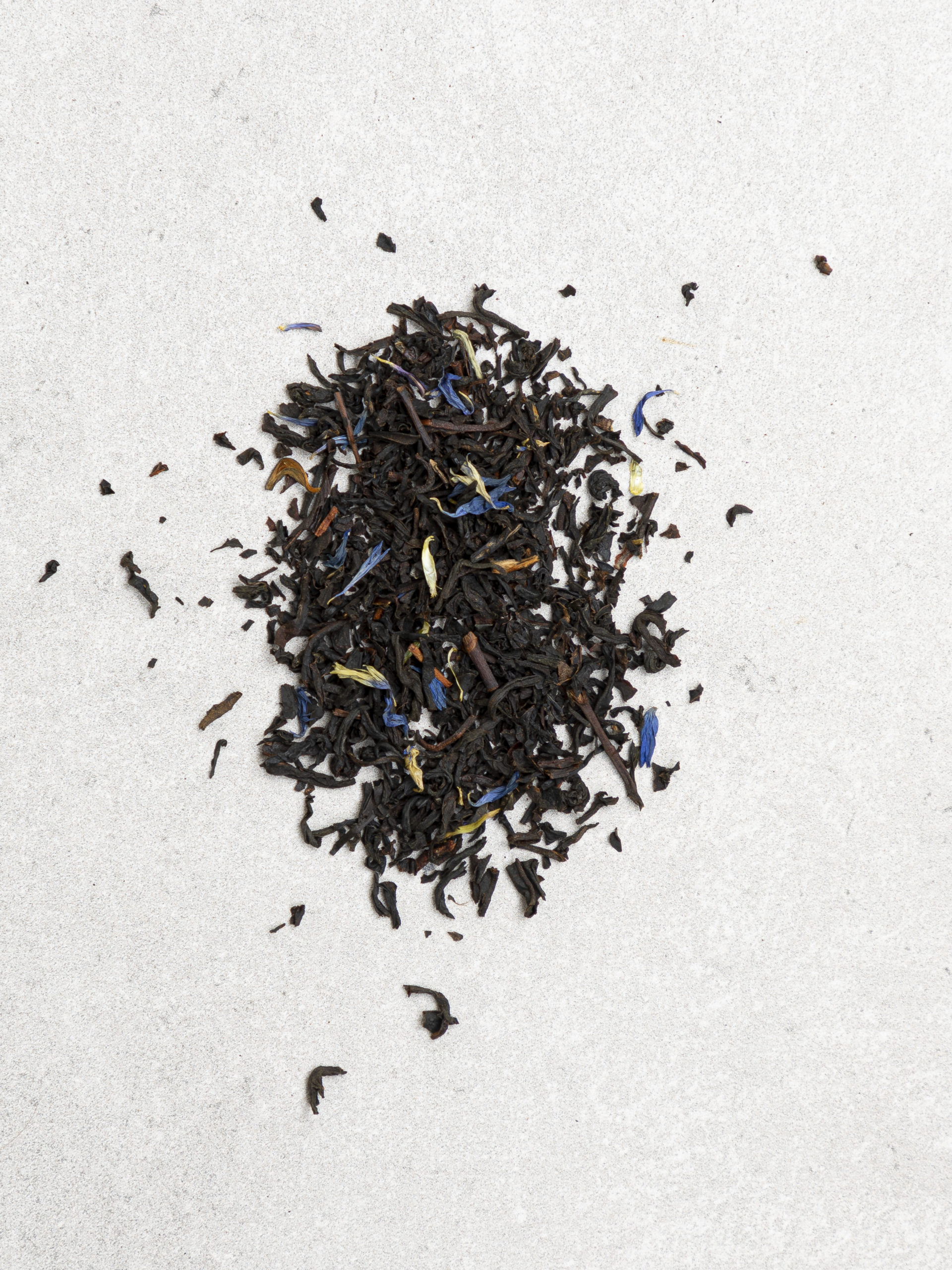 Thee: English Earl Grey Blue Flower 221