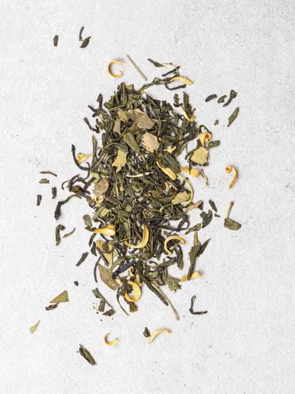 Thee: China Green Sencha 305