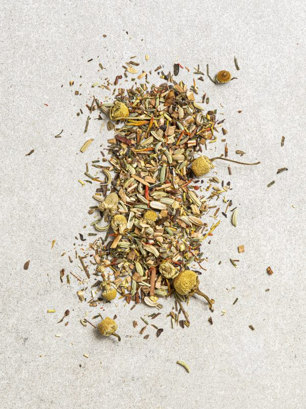 Thee: Green Honeybush & Rooibos 618
