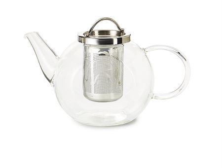 Kilian 1200 ml glazen theepot