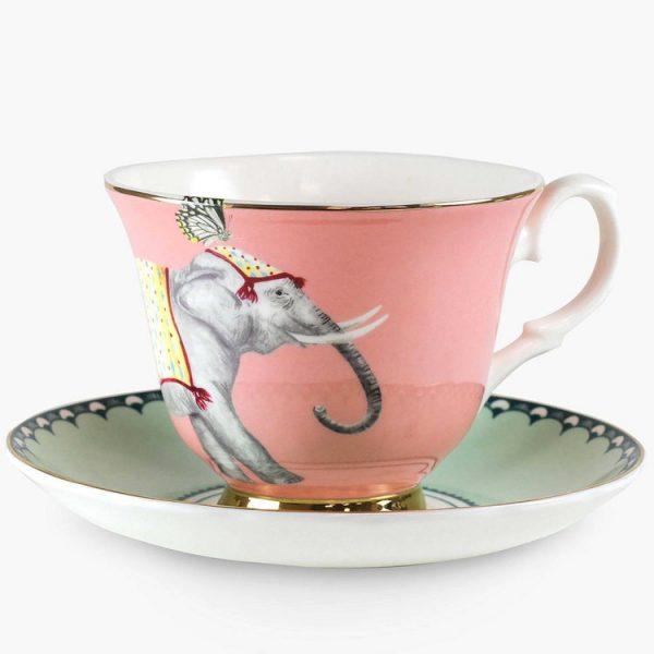 Yvonne Ellen Cup&sauce Carnival Elephantr