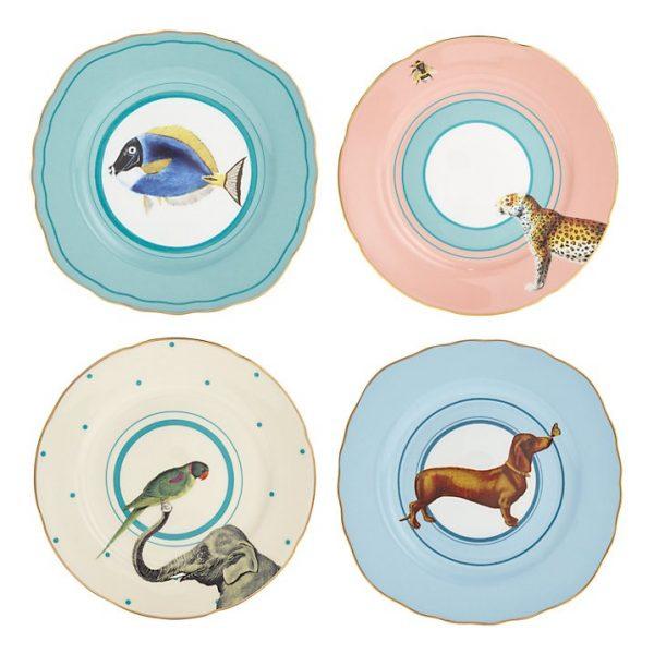 Yvonne Ellen Cake Plates